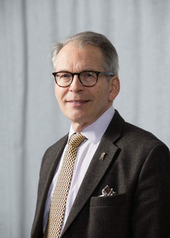 Bengt Helgius, Företagarförening i Lerum
