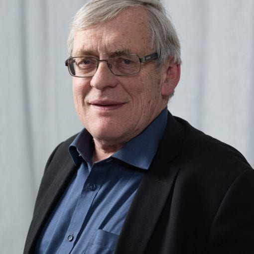 Ordförande Sven Karlsson, Företagarförening i Lerum